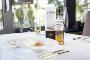 whisky islay bowmore foodpairing