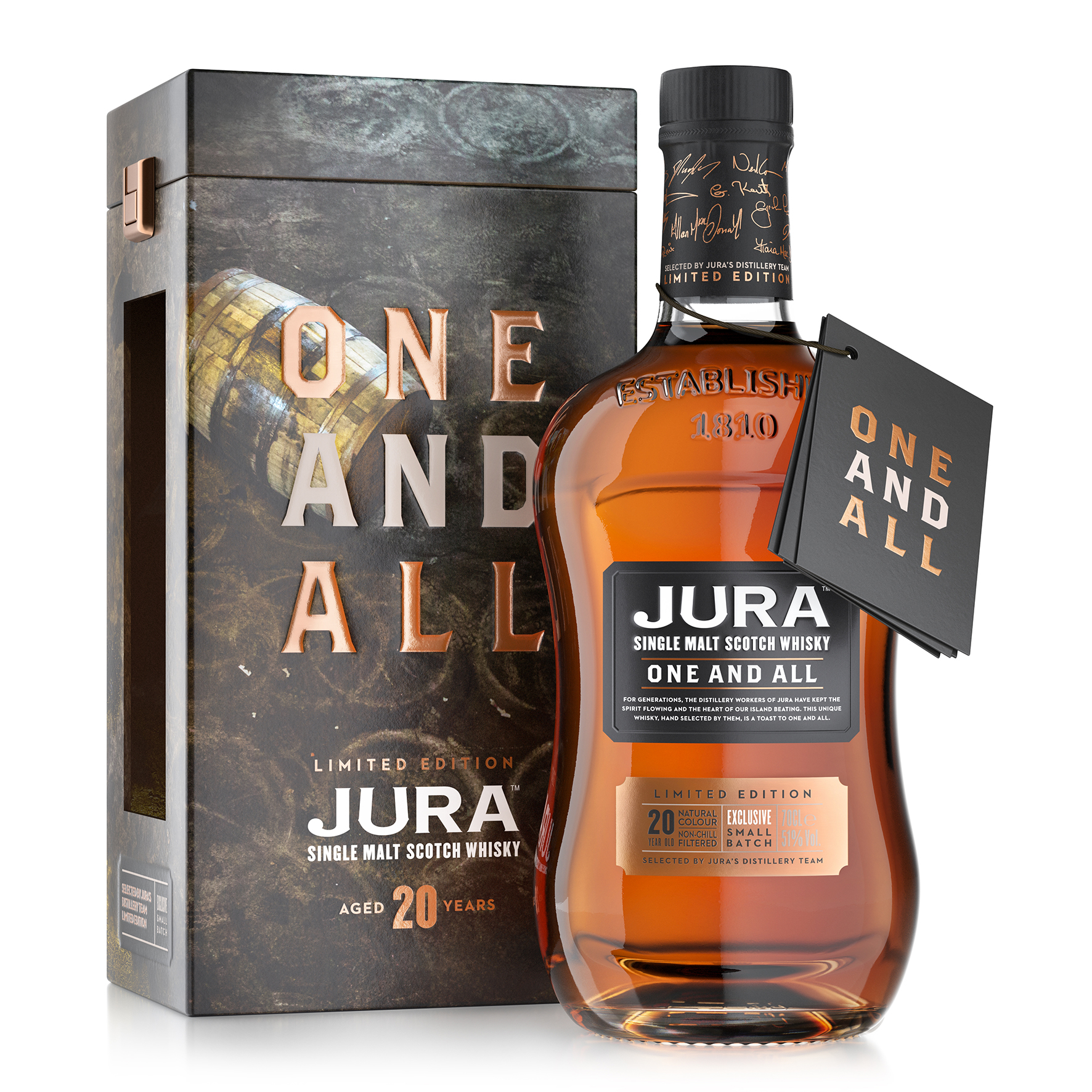 "Jura ""One and All"""