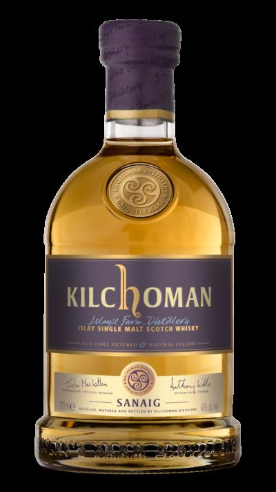 Kilchoman Sanaig 01