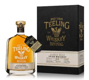 Teeling Revival Vol 4 Bottle and Box