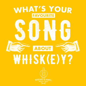 Whisky & Vinyl Spotify Playlist