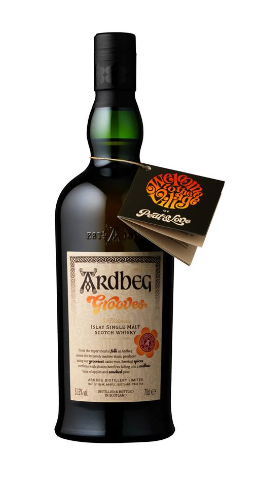 Ardbeg Grooves Committee Edition clean
