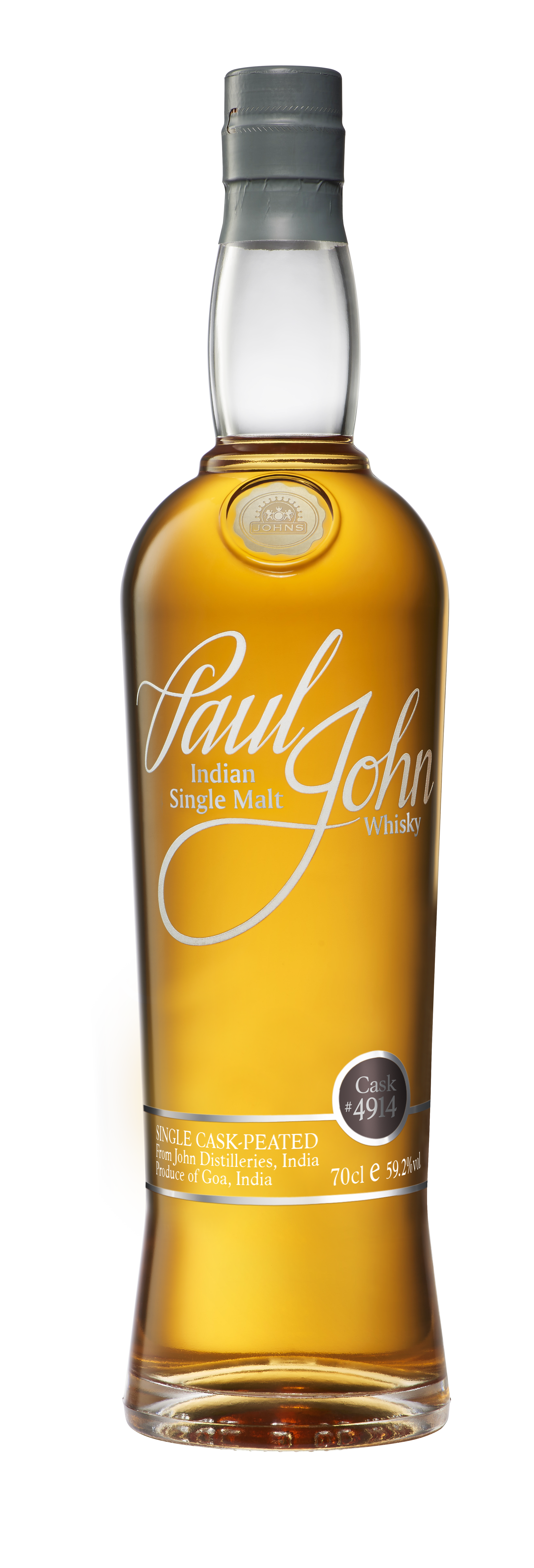 Paul John Single Cask bottle 01