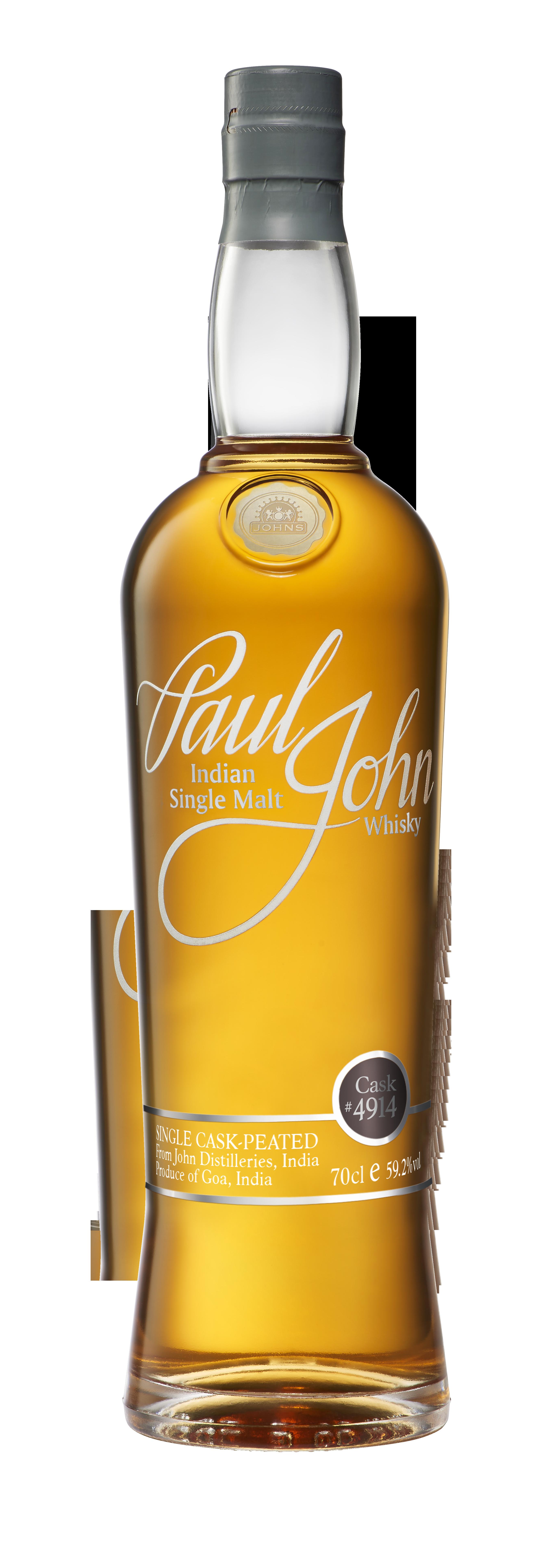 Paul John Single Cask bottle 01