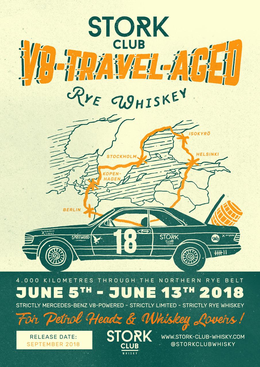 travel aged rye