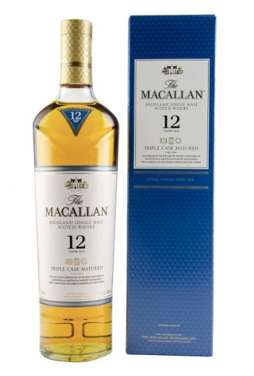 Macallan Whisky 12 Jahre Triple Cask Matured