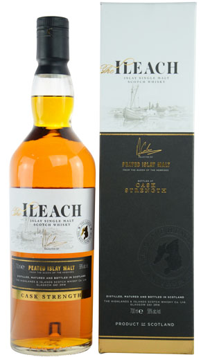 Ileach Cask Strength Whisky