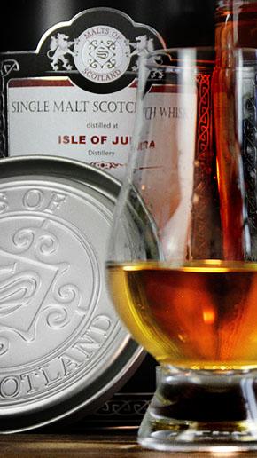 Isle of Jura Whisky Malts of Scotland