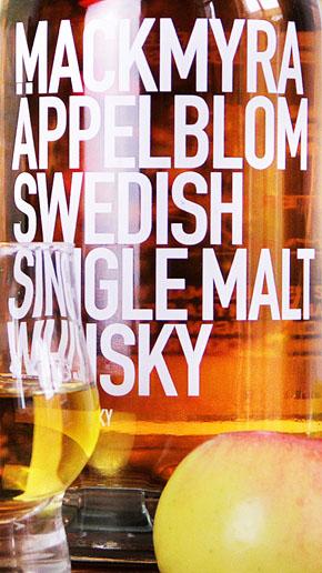 Mackmyra Äppelblom