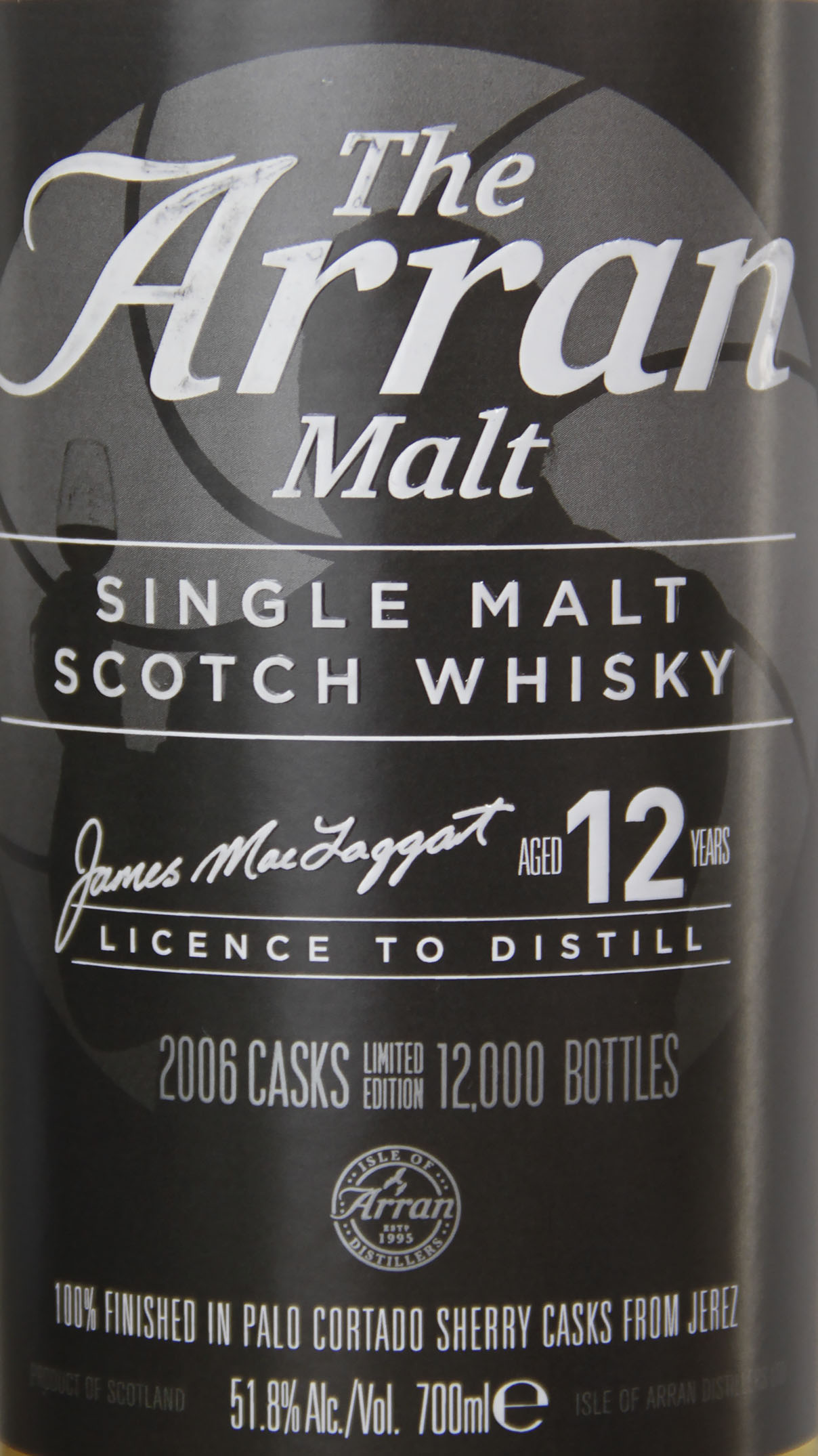 Arran Master of Distilling 2